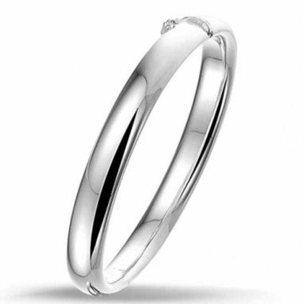 Zilveren slavenband 10.01385