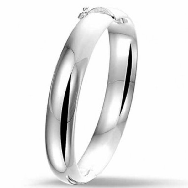 Zilveren slavenband 10.01386