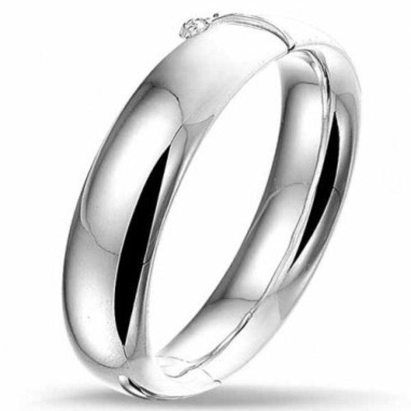 Zilveren slavenband 10.01388