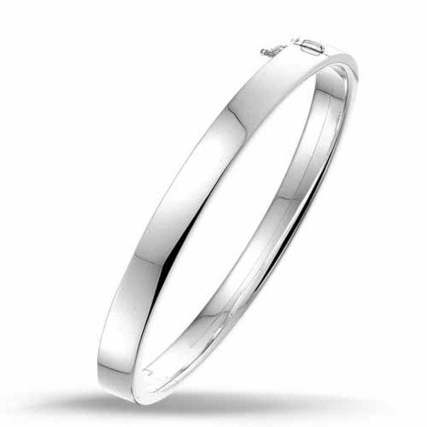Zilveren slavenband 10.01395