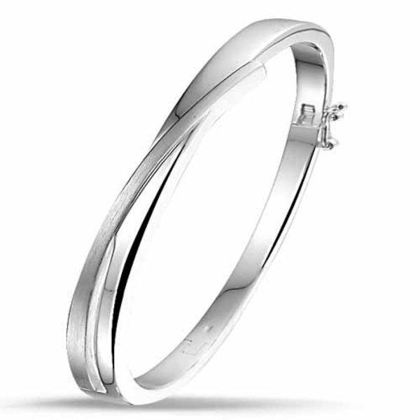 Zilveren slavenband 10.14179