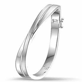 Zilveren slavenband 10.14180
