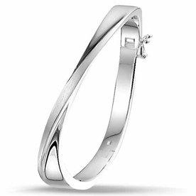 Zilveren slavenband 10.14182