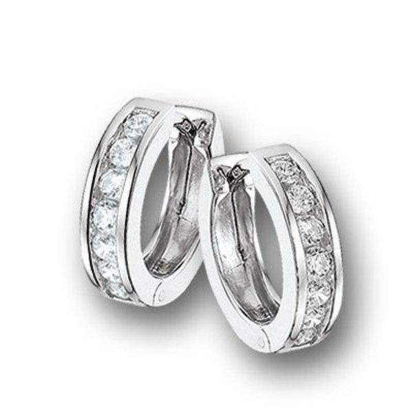 Zilveren creolen 13.04809