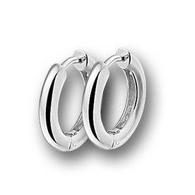 Zilveren creolen 13.04825