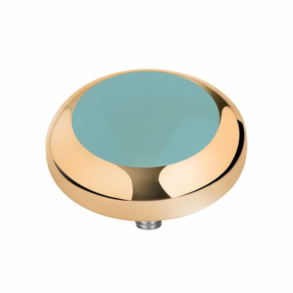 Melano Melano Vivid setting Turquoise