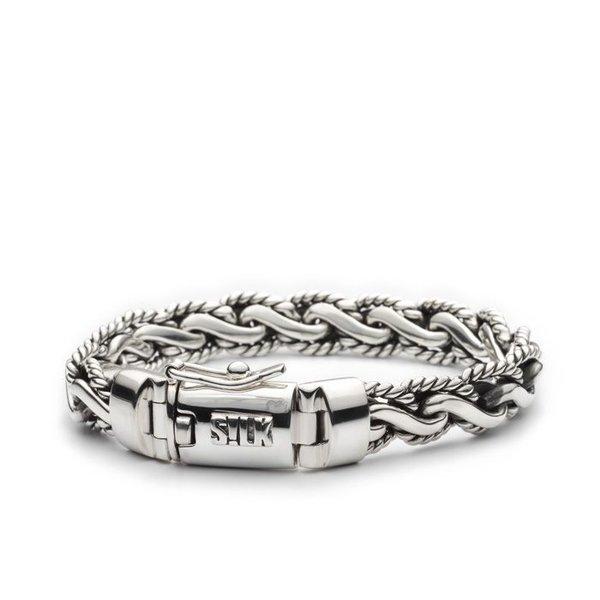 Silk Silk armband Shiva 323