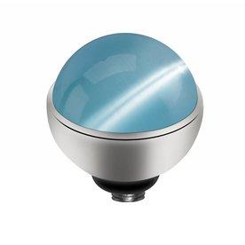 Melano MelanO Twisted Cateye setting Light Blue