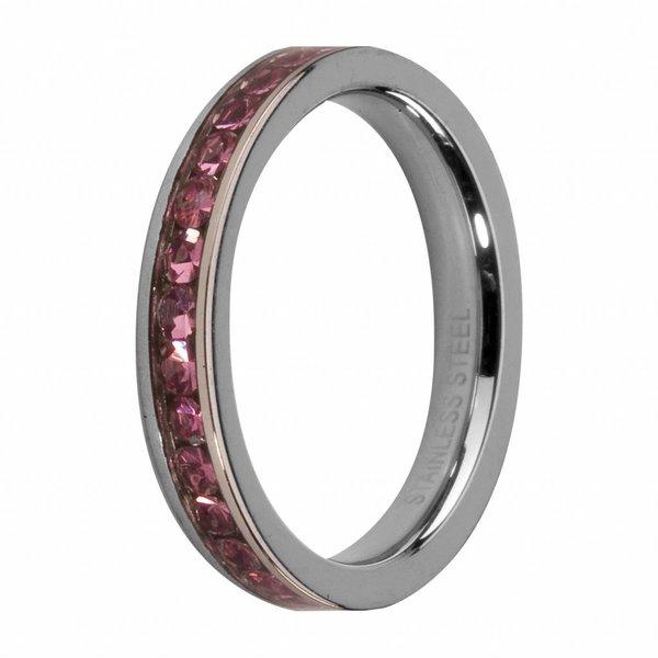 Melano MelanO Side Ring Stainless Steel Rose