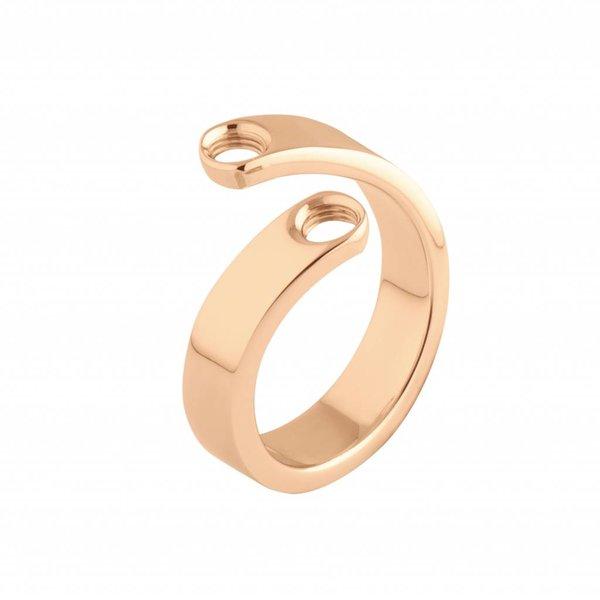 Melano Melano Vivid ring Violet Rose