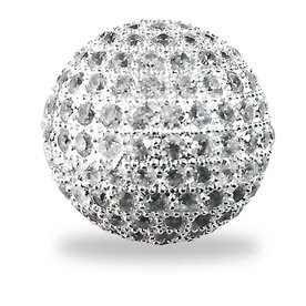 Sparkling Jewels Sparkling Jewels Pave ball PAVE01-s
