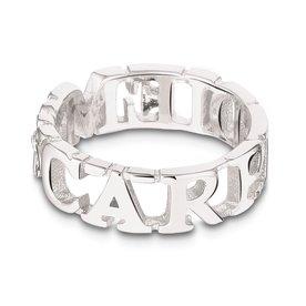 Mi Moneda Take What You Need ring Carpe Diem zilver