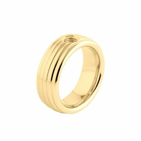 Melano Melano Vivid ring Vera Gold color