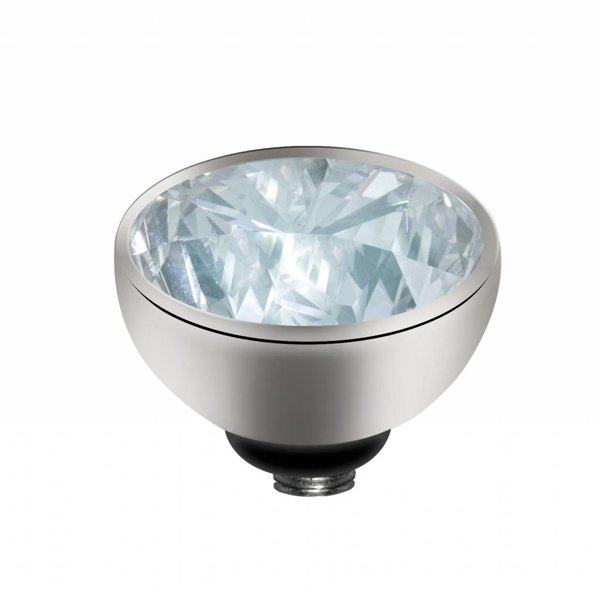 Melano Melano Twisted zetting Zirkonia Crystal