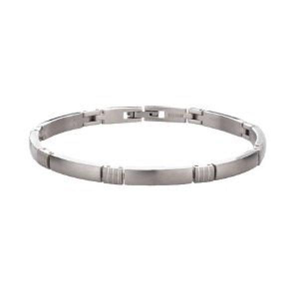 Boccia Boccia titanium armband 0371-04
