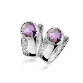 Zinzi Zinzi silver earrings ZIO766P