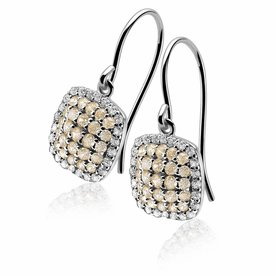 Zinzi Zinzi silver earrings ZIO887C