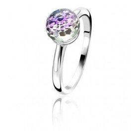 Zinzi Zinzi zilveren ring ZIR1069P-52