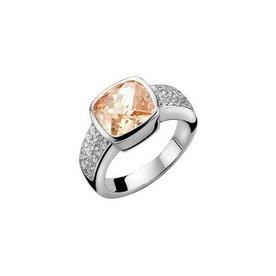 Zinzi Zinzi silver ring ZIR 375C
