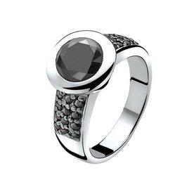 Zinzi Zinzi silver ring ZIR841Z