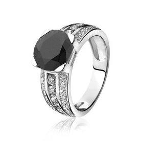 Zinzi Zinzi silver ring ZIR711