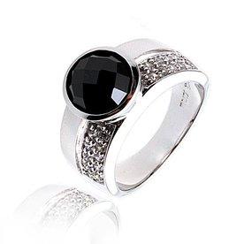 Zinzi Zinzi zilveren ring ZIR766Z