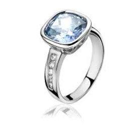 Zinzi Zinzi zilveren ring ZIR978B