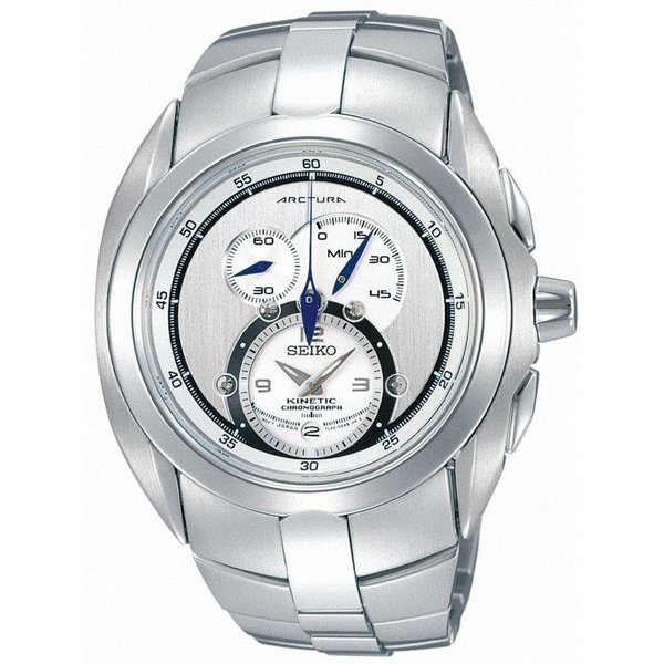 Seiko Seiko heren horloge SNL045P1