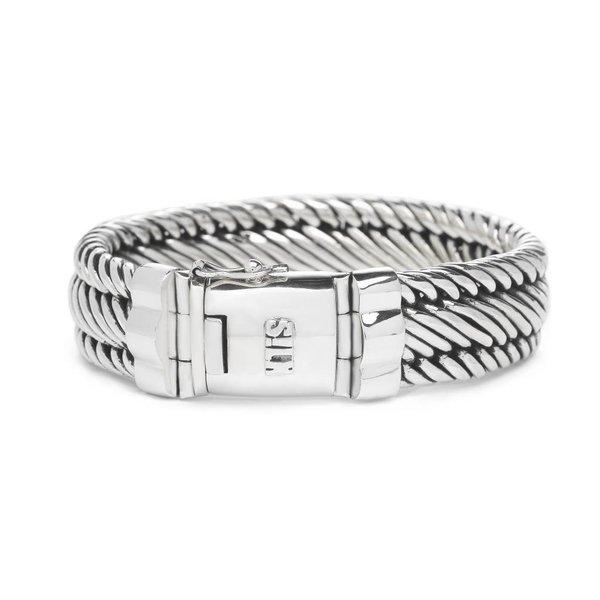 Silk S!lk zilveren armband 735