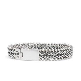 Silk S!lk zilveren armband 234