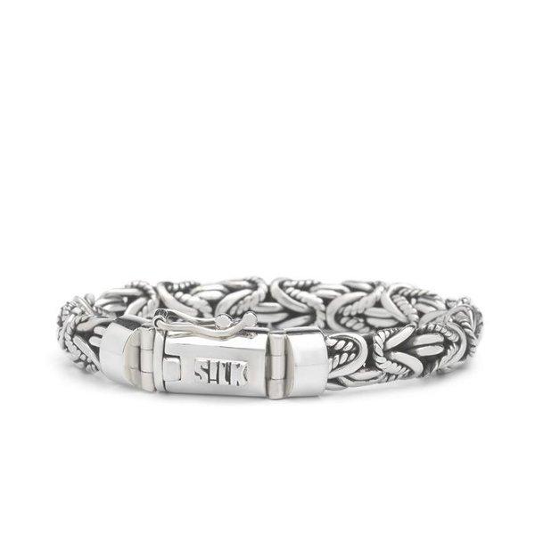 Silk S!lk zilveren armband 385