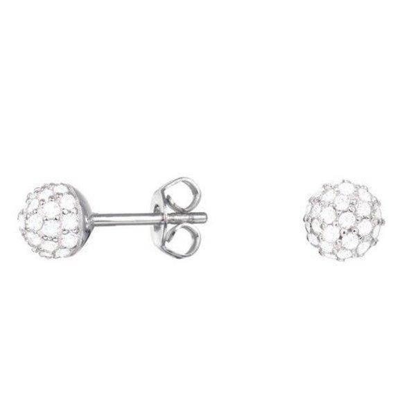 Esprit Esprit zilveren oorstekers ESER93069A000