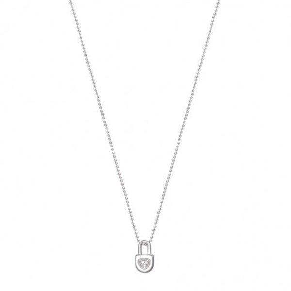 Esprit Esprit zilveren collier ESNL03473A420