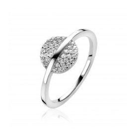 Zinzi Zinzi zilveren ring zir1444
