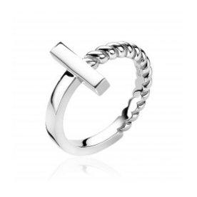 Zinzi Zinzi zilveren ring zir1446