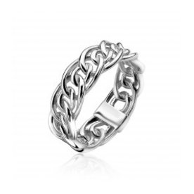 Zinzi Zinzi zilveren ring zir1100s