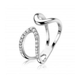 Zinzi Zinzi zilveren ring zir1477