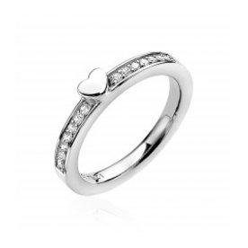 Zinzi Zinzi zilveren ring zir1391