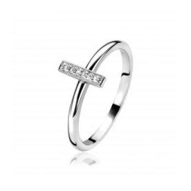 Zinzi Zinzi zilveren ring zir1473