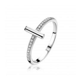 Zinzi Zinzi zilveren ring zir1474