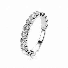 Zinzi Zinzi zilveren ring zir1311
