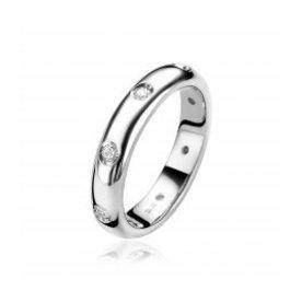 Zinzi Zinzi zilveren ring zir1475