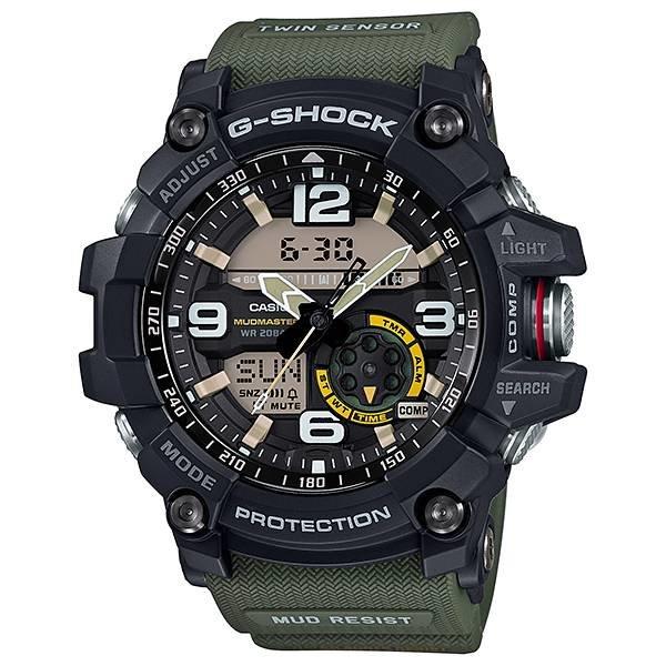 G-Shock CASIO G-SHOCK MUDMASTER GG-1000-1A3ER