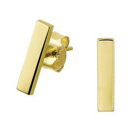 Gold earrings 40.19036