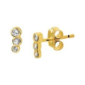 Golden earrings 40.19073