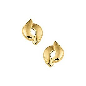 Golden earrings 40.19083