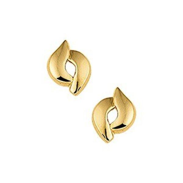 Golden earrings 40.19083