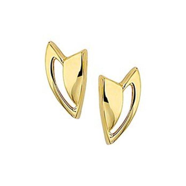 Golden earrings 40.19084