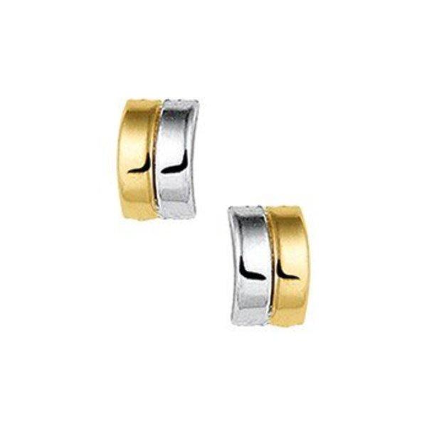 Gold earrings 40.19090