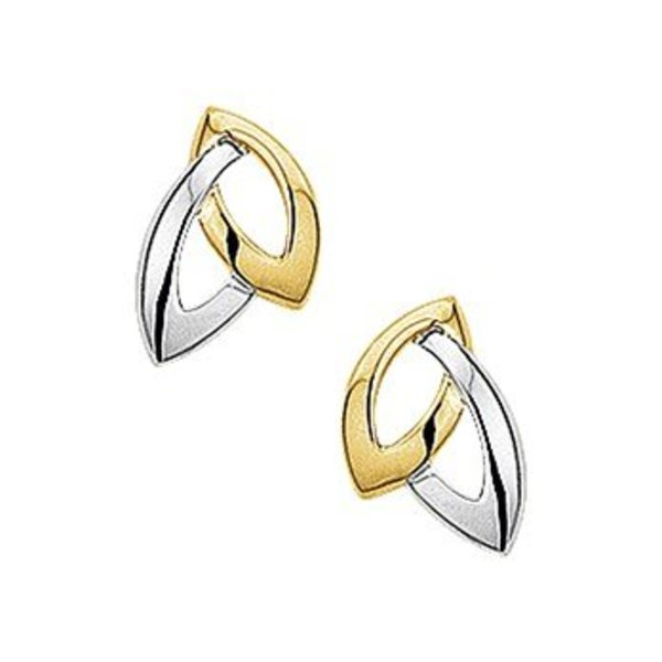 Golden earrings 40.19092